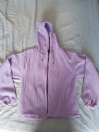 BRAND NEW Ladies Small Full Zip Hoodie (Purple) Toronto