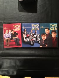 Two and a half men DVD seasons