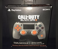 Special Edition Call of Duty Black Ops 3 PlayStation 4 controller London, N6L 0C8