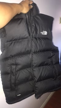 North Face Puffer Vest M Richmond, V6W
