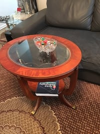 Coffee table  with one side table Toronto