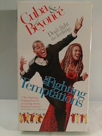 The Fighting Temptations VHS