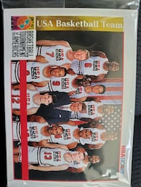 Mint NBA HOOPS DREAM TEAM 1992