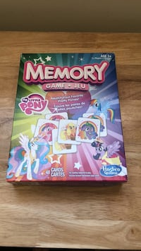 My Little Pony  memory game Whitby, L1P 1B7