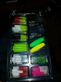 Crappie Magnets Fishing Lure Set