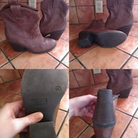 Brown ankle bootie Little Rock, 72103