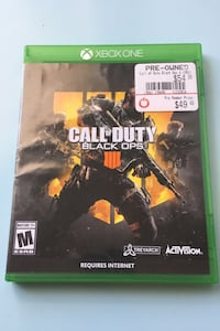 Call of Duty Black Ops 4  Norristown, 19401