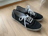Vans color dark blue/ black size 37 Oslo, 0585