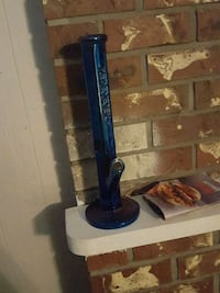 blue and black upright vacuum cleaner Abbotsford, V2T 6B1