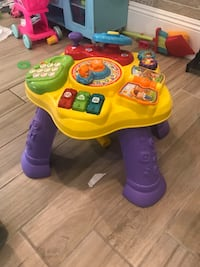 Activity baby/toddler table Aliso Viejo, 92656