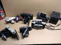 Antique/vintage camera collection St. Catharines, L2N 2C1