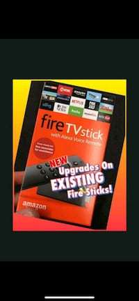 Fire stick upgrades