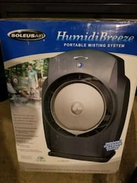 Outdoor/Indoor Misting Fan Henderson, 89014
