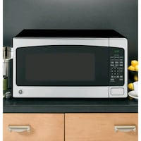 microwave oven stainless steel and black Winchester, 22601