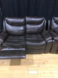 Recliner love seat couch sofa furniture living room sale  Hamilton, L8W 3A1