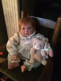 Lee Middleton collectible baby doll  Powder Springs, 30127