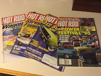 65 Hot Rod Mags. Golden Valley, 55422