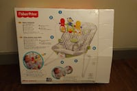 Fisher-Price Baby's Bouncer Chair (Green) Port Coquitlam