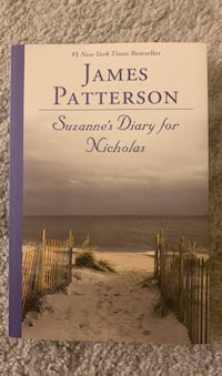 Book Suzanne's Diary for Nicholas Perfect Condition Arlington, 22203