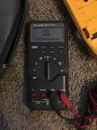 Fluke Multimeter model-83 Mount Olive, 28365
