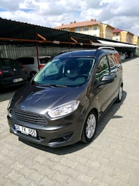 2017 - Ford - Courier Yusufpaşa