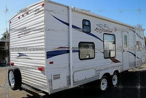 2010 Jayco Jay Flight It is in very good condition considering it's age.