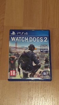 Watch dogs 2 til PS4 null, 1570