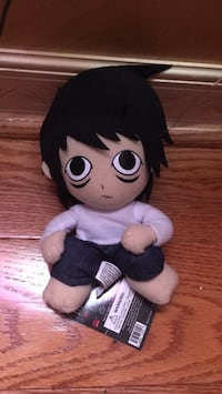 L plush from deathnote Buffalo, 14224