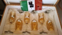 Champagne glass set Charles Town, 25414