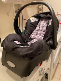 Carseat with base brand new