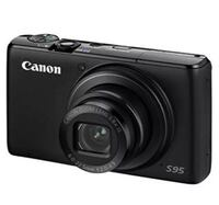 Canon Powershot S95 10MP Digital Camera - FREE Deluxe case included Rockville, 20852