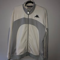 KAPPA TRACK JACKET Pickering, L1V 3B1