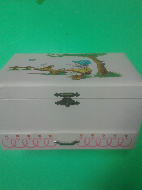 a8217de10 Used Vintage Holly Hobbie jewelry box for sale in Ormond Beach - letgo