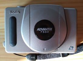 Kodak Advantix T550 Auto Focus APS Point & Shoot F