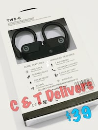 Sports BT Headset • New In Box • Compatible With iPhone or Android Los Angeles, 90037