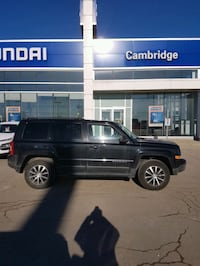 AS TRADED 2011 JEEP PATRIOT 4X4 NORTH Cambridge, N3H 0A1