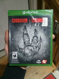 Evolve... Xbox one game. Lincoln, 68528