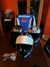 helmets jackets and other Salem, 03079