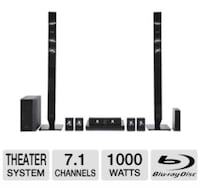 Samsung HTC6930W 3D Blu-ray Home Theater System Chelsea, 02150