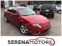 Ford - Fusion - 2012 | 30K | ONE OWNER | NO ACCIDENTS Mississauga, L4Y