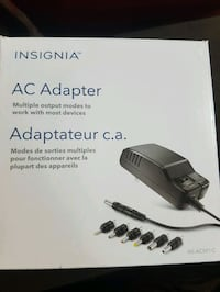 Ac Adapter from 3v to 12v Toronto, M3C 1G2