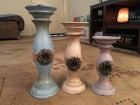 Candle holders Pearl, 39208