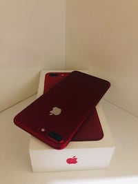 İPhone 7 Plus 128 GB RED 8872 km