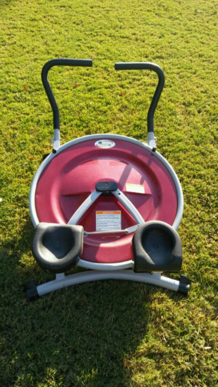black and red ab circle pro for sale  Lake Forest