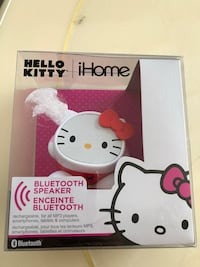 Hello kitty iHome Bluetooth speaker Sacramento, 95824