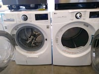 Washer and dryer set new open box LG Bowie, 20715