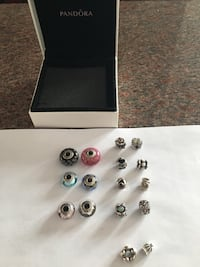 Pandora charms, from $10-40,depends which ones Montreal, H1E 5Z6