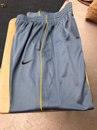 gray and black Nike shorts Jefferson, 21755
