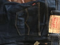 Levi's used  a couple times. Have a couple available. Salinas, 93906