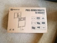 "BRAND NEW Fireplace TV Mount 43-70"" Bowie"